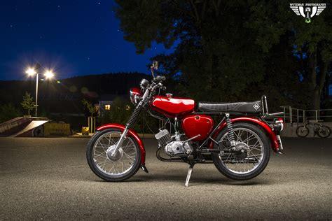 Motorrad Bilder Bei Nacht by Simson S51 Bei Nacht Foto Bild Autos Zweir 228 Der