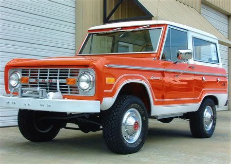 old bronco 1976 ford bronco suv 96406