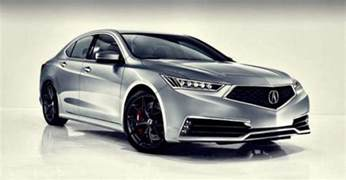 Acura Tlx News 2018 Acura Tlx Performances News Speed 2017 2018 New
