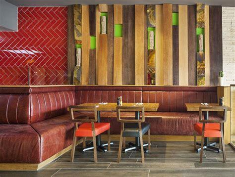 Mexican Restaurant Decor by Mexican Restaurant By Brown Studio Interiorzine