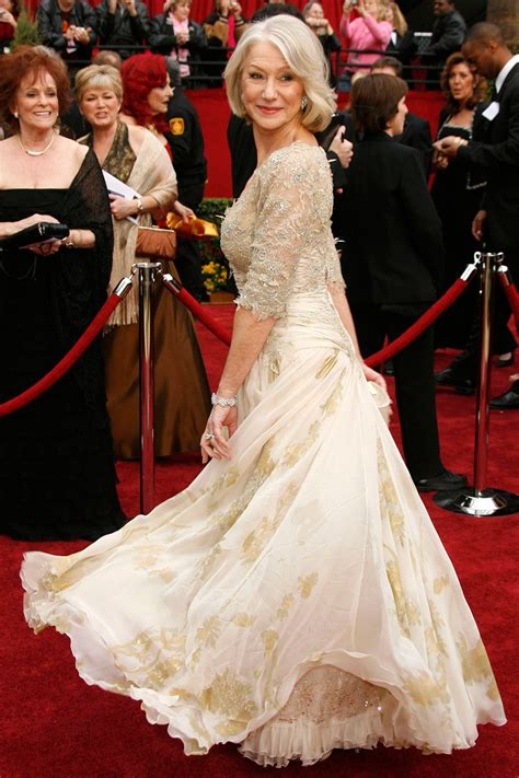 Designers Clamour For Mirren Oscar Groan by Best Oscars Dresses Best Academy Awards Fashion