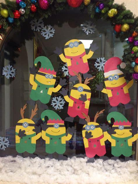 minion outdoor christmas decor minions yard decorations www indiepedia org