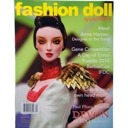 doll quarterly uk my favourite doll fashion doll quarterly magazine