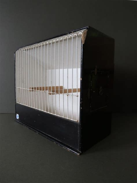travel cage budgerigar canary show cage or travel cage ebay