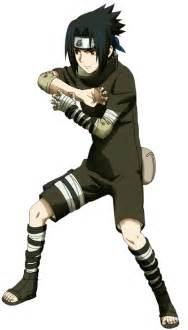 sasuke chunin exam render by xuzumaki d4aej0a png