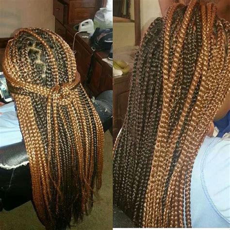 two tone box braides box braids hair growth pinterest i want two tones