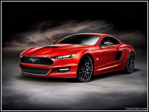mustang 2015 concept new cars 2015 mustang concept