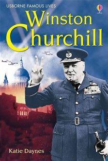ks2 biography of winston churchill usborne famous lives anne frank remembrance day