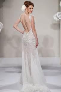 backless wedding dress wedding dresses backless wonders part deux aisle