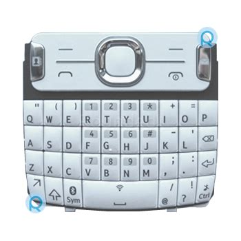 nokia x2 qwerty keypad themes nokia 302 asha keypad qwerty white cb0112072c09