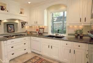 pics photos custom antique white kitchen cabinets