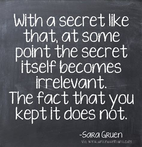 secret quotes keeping secrets unknown mami by claudya martinez