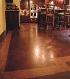 Cork Floors In Kitchen Living In Your Kitchen Design Trends Aston Smith Cork Flooring For The Kitchen