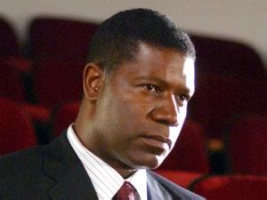 dennis haysbert character 24 rainn wilson drama backstrom gets fox series order us tv