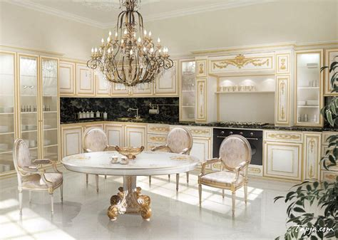 design and decoration the best design and decoration of luxury style kitchen
