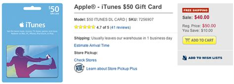 Best Buy Itunes Gift Card Digital Delivery - best buy offering itunes gift cards for 20 off mactrast