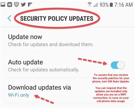android security policy updates btg technology solutions how to whats up why vlog and