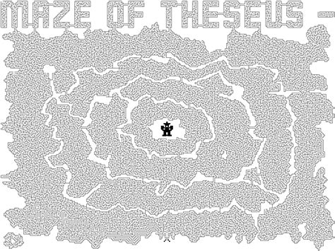printable impossible maze printable free mazes for adults loving printable