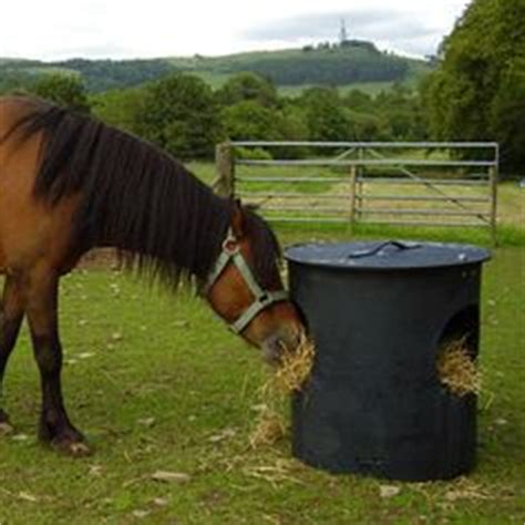Galerry plastic hay feeder for horses