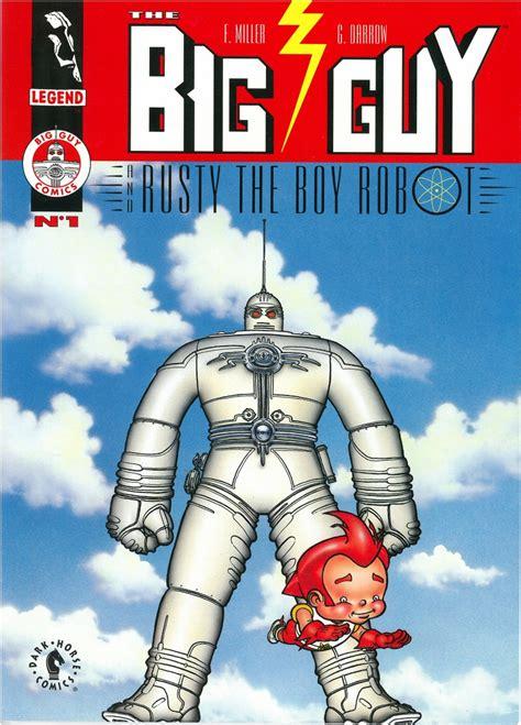 big guy and rusty gigantor astro boy vs big guy rusty by geof darrow