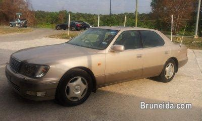 lexus ls400 2001 2001 lexus ls400 cars for sale in belait bruneida com
