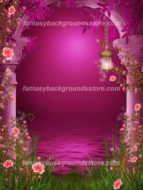 Garden Of Pink pink garden backgrounds