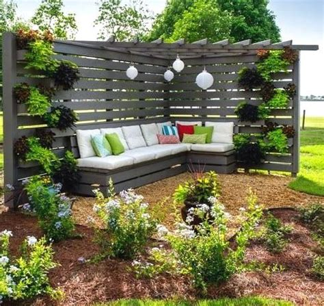 Garden Design Exles 203 Best Images About Garden And Patio Wind Protection
