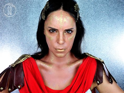 las mejores fbulas mitolgicas 8497547616 maquillaje diosa griega disfraces para halloween griega with maquillaje diosa griega