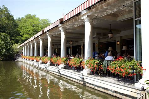the boat house central park central park boathouse restaurant reopens after 2 9m