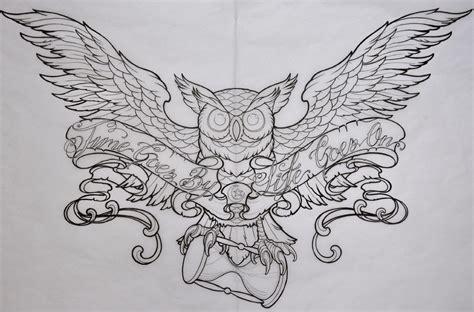 owl tattoo drawing tattoos book 2510 free printable stencils owl