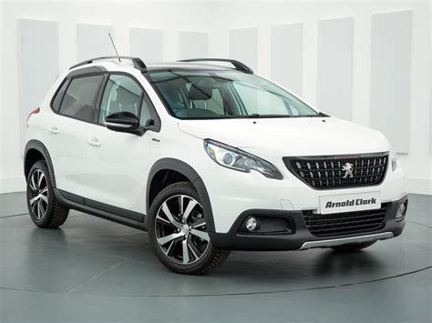 Nearly New 67 Peugeot 2008 1.2 PureTech 110 GT Line 5dr