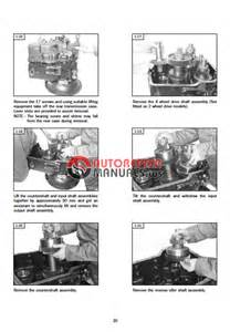 Manitou Mt732 Sb E2 Repair Manuals Auto Repair Manual