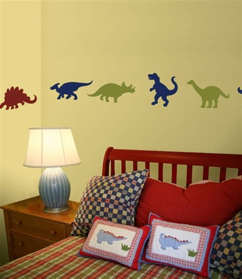 Dino Cars Aufkleber by Dinosaur Wall Decals Stickers