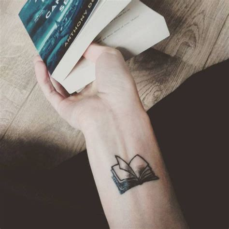 small literary tattoos 40 amazing book tattoos for literary