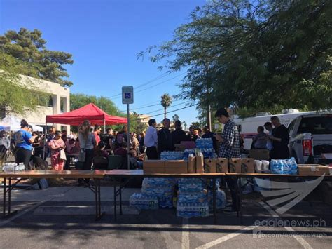 Las Vegas Welfare Office by In Photos Las Vegas Residents Look Towards Unity And