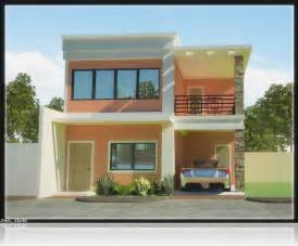 2 Story House Designs house with terrace design in philippines modern two storey house