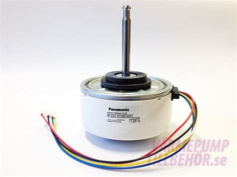 Motor Fan Ac Panasonic arw7653accb cwa981149cb fan motor for panasonic air to