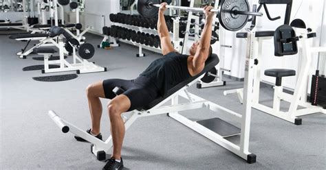 incline bench press shoulders the pros and cons of the incline press breaking muscle