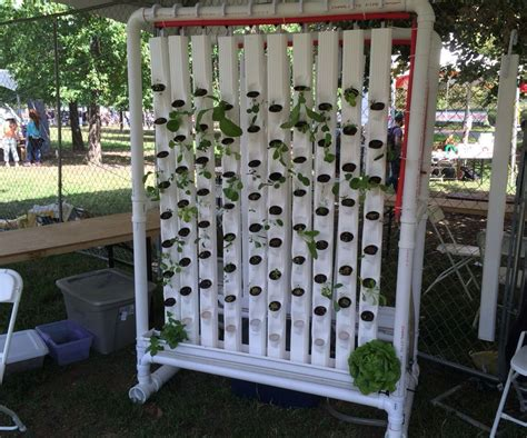 Vertical Hydroponic Farm