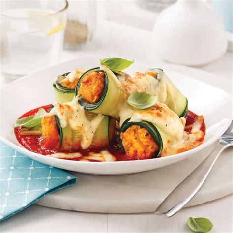 cuisine courgette cannellonis de courgettes farce 224 la courge recettes