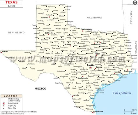 map of cities of texas 4 best images of printable texas map showing cities printable texas county map with cities