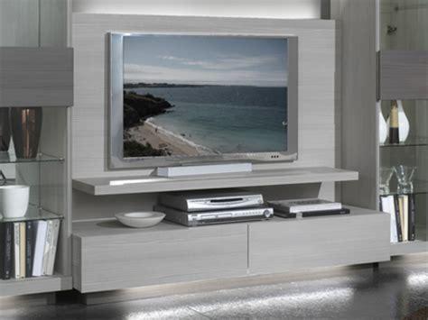 Meuble tv plasma Master Blanchi