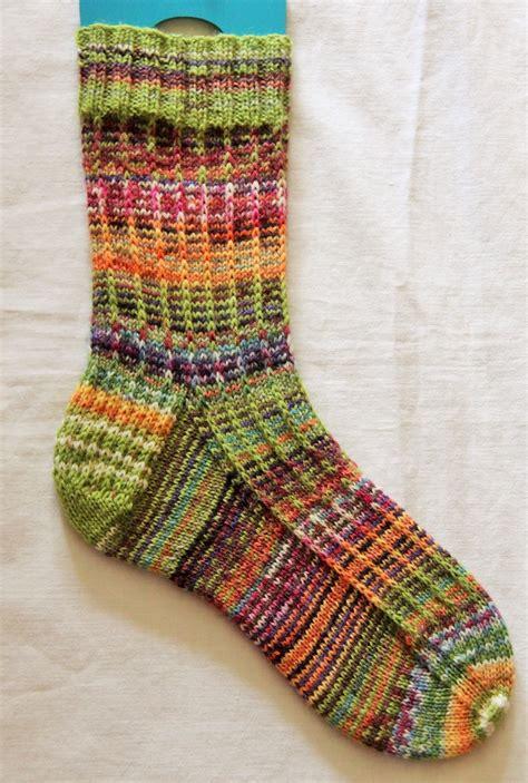 knit socks dorothy s slip stitch spiral knit socks kal mad about ewe