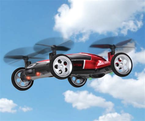 auto volante the rc flying car it s a car it s a plane technabob