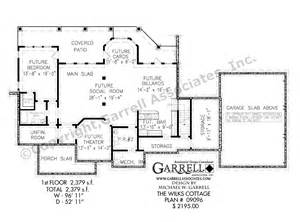 cottage house plans with basement wilks cottage house plan covered porch plans