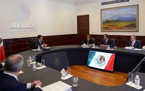 gabinete de la presidencia del gobierno reuni 243 n del gabinete de seguridad presidencia de la
