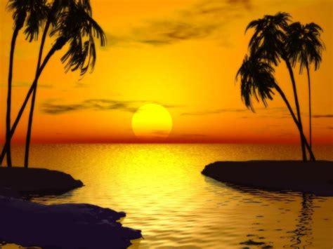contoh gambar indah dan pemandangan yang menakjubkan pemandangan sunset yang indah pernik dunia