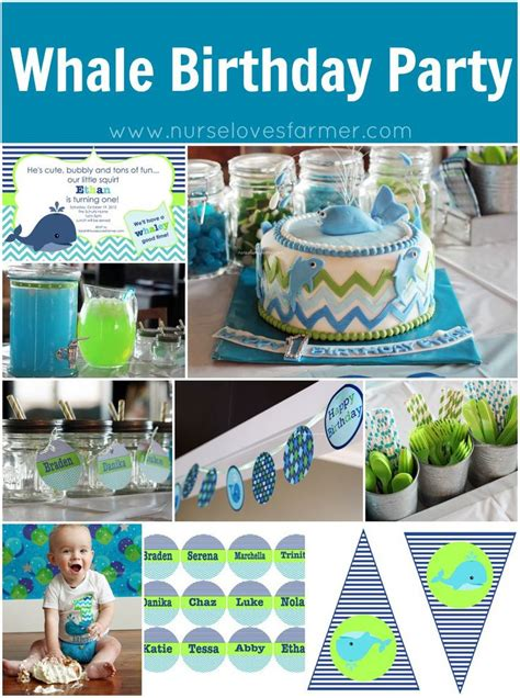 wale birthday whale birthday party themed parties whale birthday