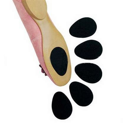 1pair non slip high heels pad forefoot cushions insoles