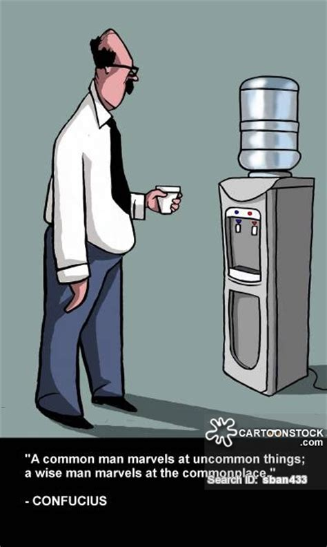 Water Dispenser Quotation confucius and comics pictures from